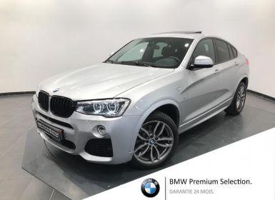 Vente BMW X4 xDrive20dA 190ch M Sport Occasion