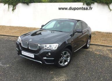 Voiture BMW X4 xDrive20dA 190ch xLine Occasion