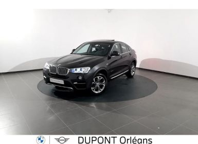 Achat BMW X4 xDrive20dA 190ch xLine Occasion