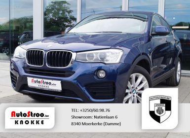 Achat BMW X4 XDrive20i AUT. NAVI LEDER PDC ALU CRUISE PDC Occasion