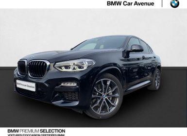 Vente BMW X4 xDrive25d 231ch M Sport Euro6c Occasion