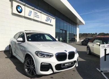 Vente BMW X4 xDrive30d 265ch M Sport Euro6d-T Occasion