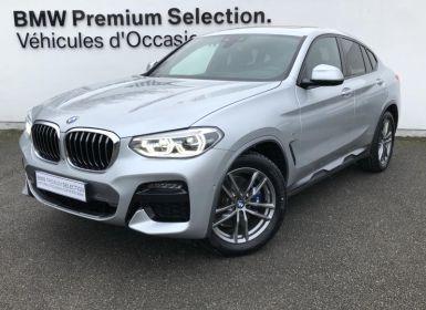 BMW X4 xDrive30d 265ch M Sport X Euro6d-T