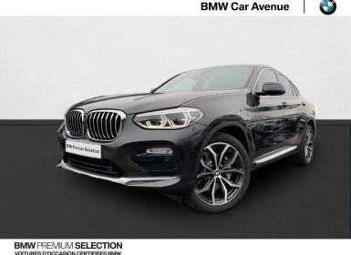 Vente BMW X4 xDrive30d 265ch xLine Euro6d-T Occasion