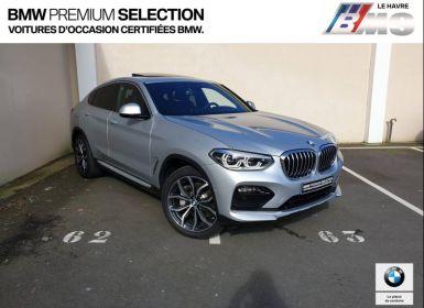 Voiture BMW X4 xDrive30d 265ch xLine Euro6d-T Neuf