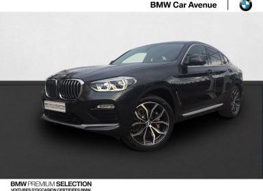 Vente BMW X4 xDrive30d 265ch xLine Euro6d-T Neuf