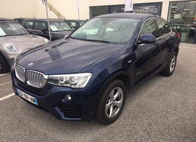 Voiture BMW X4 xDrive30dA 258ch Lounge Plus Occasion