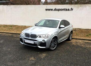 Acheter BMW X4 xDrive30dA 258ch M Sport Occasion