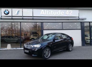 Vente BMW X4 xDrive30dA 258ch M Sport Occasion