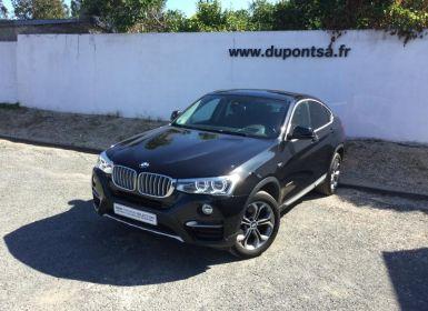 Vente BMW X4 xDrive30dA 258ch xLine Occasion