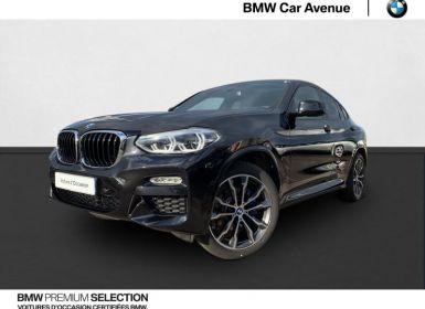 Vente BMW X4 xDrive30i 252ch M Sport Euro6d-T Occasion