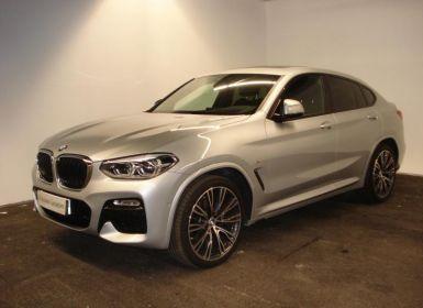 BMW X4 xDrive30i 252ch M Sport X Euro6d-T Occasion