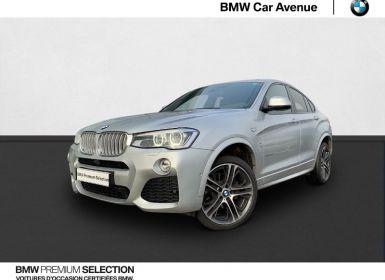 Voiture BMW X4 xDrive35dA 313ch M Sport Occasion