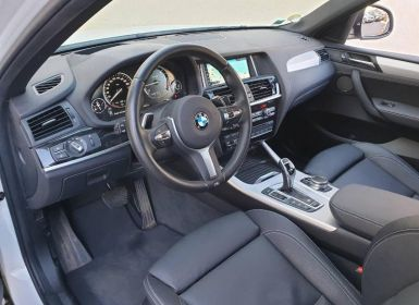 Achat BMW X4 xDrive35dA 313ch xLine Occasion