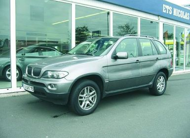 Achat BMW X5 D PACK LUXE Occasion