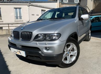 Vente BMW X5 (E53) 3.0DA 218CH PREFERENCE EXCLUSIVE Occasion