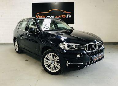 Vente BMW X5 F15 XDRIVE30D 258 CH EXCLUSIVE A Occasion