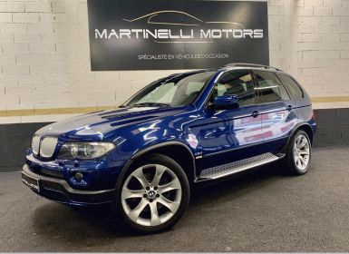 Achat BMW X5 I (E53) 4.8iSA 360ch Sport Occasion