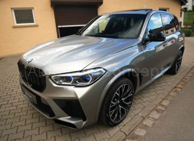 BMW X5 M Competition, Toit ouvrant Sky Lounge, Phares laser, Caméra 360°