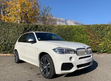 Vente BMW X5 M50d Sport 5pl F15 Full options Occasion