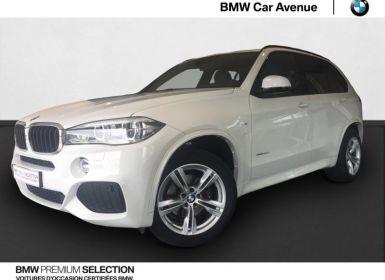 Vente BMW X5 sDrive25dA 218ch M Sport Occasion