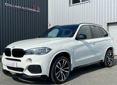 BMW X5 XDRIVE 40 D M-SPORT 313ch (F15) BVA8 7 places Occasion
