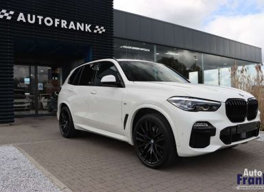Vente BMW X5 XDRIVE25D - M-SPORT - PANO - TREKHAAK - 22 - H-UP Occasion