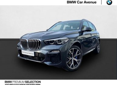 Voiture BMW X5 xDrive30dA 265ch M Sport Occasion
