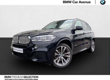 Vente BMW X5 xDrive40dA 313ch M Sport Occasion