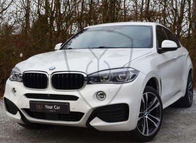 Vente BMW X6 3.0 dAS xDrive30 AdBlue (EU6c) PACK M SPORT Occasion