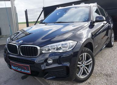 Vente BMW X6 3.0 dAS xDrive30 - Pack-M - Toit ouvrant - EURO 6 Occasion