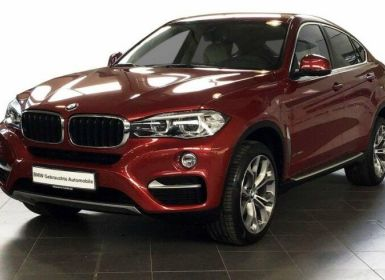 Vente BMW X6 30d  Occasion