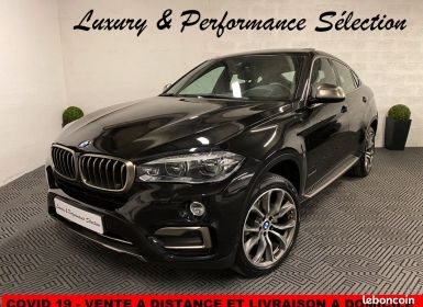 Vente BMW X6 30D 258ch EXCLUSIVE 26000km 1°MAIN FRANCE FULL OPTIONS NEUF Occasion