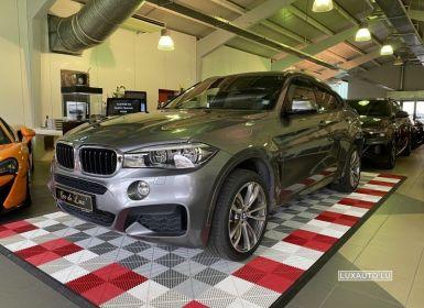 Achat BMW X6 30dA 258 Pack Sport M xDrive Occasion