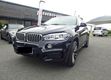 BMW X6 40D XDRIVE PACK M SPORT SPORT DESIGN BVA8