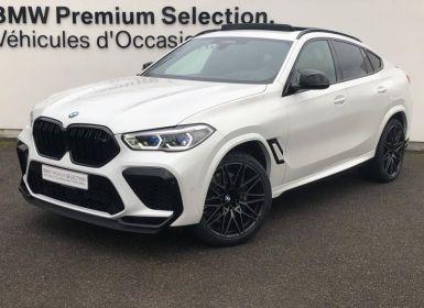 Achat BMW X6 625ch Compétition Occasion