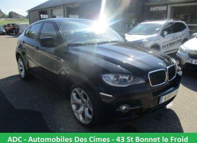 Voiture BMW X6 (E71) XDRIVE 3.0DA 235cv 4X4 5P BVA FAP LUXE Occasion