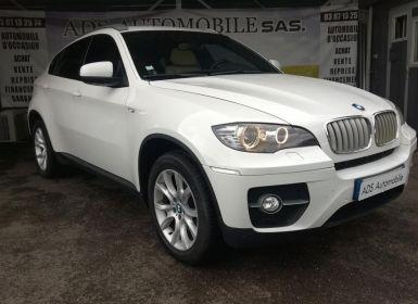 Vente BMW X6 E71/E72 XDRIVE40D 306CH Luxe A Occasion