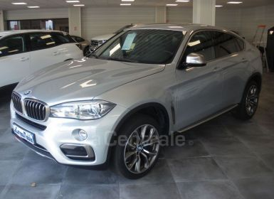 Vente BMW X6 F16 (F16) XDRIVE40D 313 20CV EXCLUSIVE BVA8 Occasion