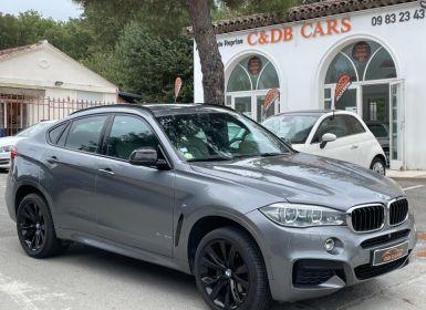 Achat BMW X6 F16 xDrive30d 258 ch M Sport A Occasion