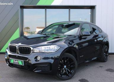 BMW X6 F16 xDrive30d 258 ch M Sport A Occasion