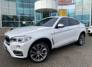 Achat BMW X6 (F16) XDRIVE30D 258 EXCLUSIVE BVA8 Occasion