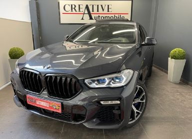 Vente BMW X6 G06 XDRIVE 30 D 265 CV BVA8 M SPORT 06/2020 Occasion