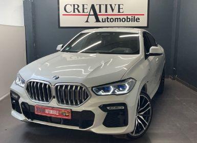 Achat BMW X6 G06 xDrive30d 265 ch BVA8 M Sport Occasion