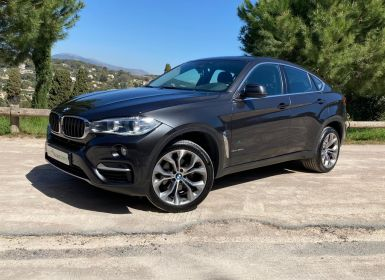 Vente BMW X6 II (F16) xDrive 30dA 258ch Lounge Plus Occasion