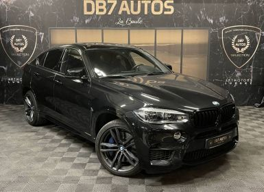 Vente BMW X6 M M 4.4 575 ch BVA Occasion
