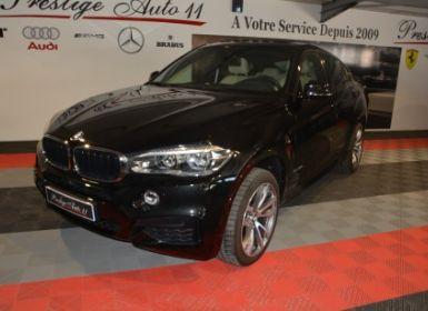 Achat BMW X6 M Sport Design 1ere Main LOA 708,50 TTC / Mois Pack M 258 30D 3.0 D 30 D Toit Ouvrant Occasion