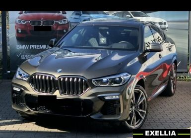 Achat BMW X6 M50d  Occasion