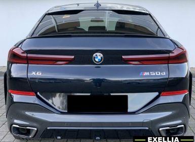 Achat BMW X6 M50d CARBON  Occasion