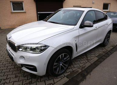 Achat BMW X6 M50d, Toit panoramique, ACC, Caméra 360°, Affichage tête haute, Soft-Close, Harman/Kardon Occasion